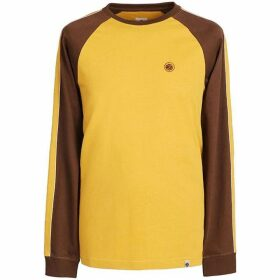 Pretty Green Contrast Colour Raglan T-Shirt