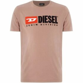 Diesel Retro Logo T-Shirt