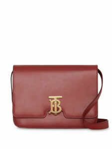 Burberry Medium TB monogram bag - Red