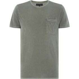 Label Lab Ripley Slub Crew Neck T-Shirt