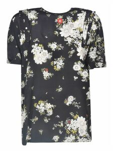 N.21 Floral Print T-shirt