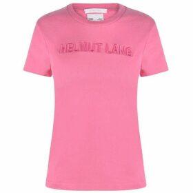 Helmut Lang Crew T Shirt