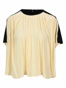 Proenza Schouler Draped Boxy T-shirt