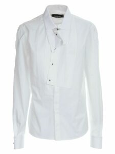 Dsquared2 Shirt L/s Chic Popeline