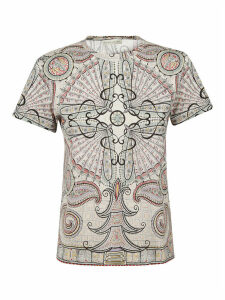 Etro Fitted Jersey T-shirt