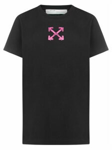 Off-white Painted Arrow T-shirt