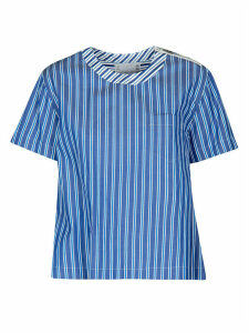 Sacai Striped Top