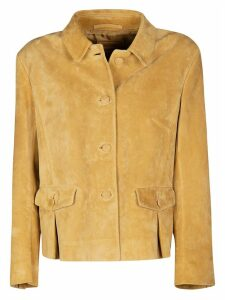 Prada Classic Buttoned Jacket
