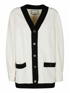Gucci Logo Buttoned Cardigan