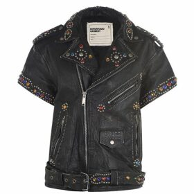 R13 Studded Leather Jacket