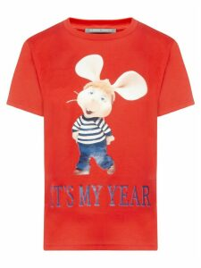 Alberta Ferretti Its My Year T-shirt