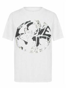 Alberta Ferretti Love Me T-shirt