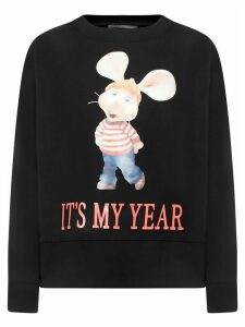 Alberta Ferretti Its My Year Sweatshirt