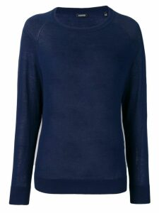 Aspesi Long-sleeve Flared Jumper