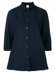 Aspesi Band-collar Oversized Shirt