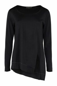 Fabiana Filippi Cashmere And Silk Blend Pullover