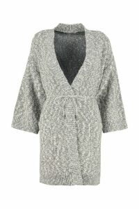 Fabiana Filippi Lurex Knit Cardigan