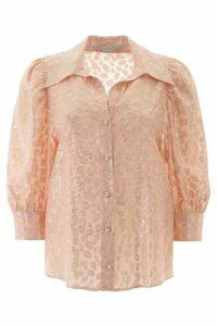 Stella McCartney Fil Coupe Shirt