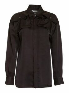 Bottega Veneta Patch Pocket Shirt