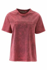 Stella McCartney Embossed Logo T-shirt