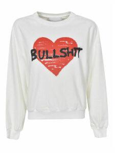 Philosophy di Lorenzo Serafini Bull Shit Sweatshirt