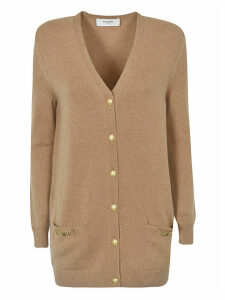 Celine Long Cardigan
