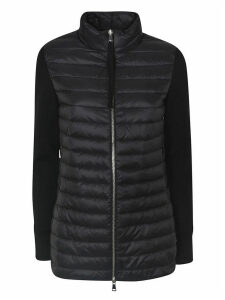 Moncler Padded Tricot Cardigan