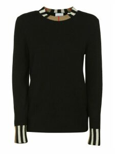 Burberry House Check Jumper