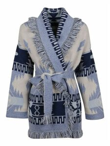 Alanui Icon Oversized Jacq Cardigan