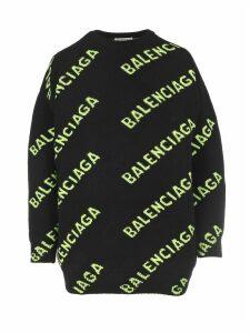 Balenciaga L/s Crewneck Pull