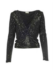Saint Laurent Blouse Decollete