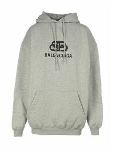 Balenciaga Bb Hoodie Sweatshirt
