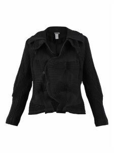 Issey Miyake Ruched Jacket