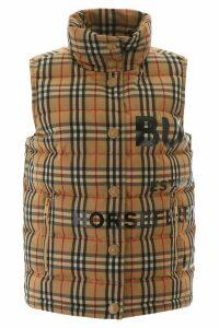 Burberry Horseferry Print Down Vest