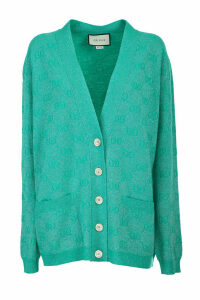 Gucci Bright Wool Cardigan