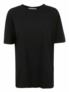 Acne Studios Back Logo Detail T-shirt