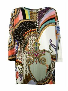 Etro Jacquard Fabric Blouse