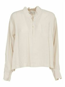 Forte Forte Shirt With Small Ruffles