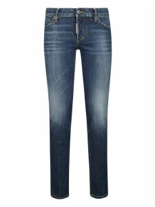 Dsquared2 Waist Fit Jeans