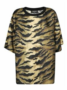 Dsquared2 Animal Print T-shirt