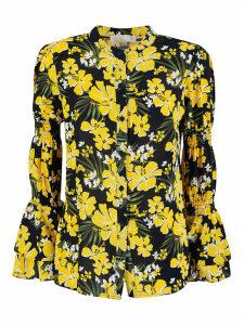 MICHAEL Michael Kors Floral Print Shirt
