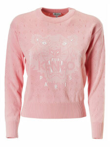 Kenzo Lacehole Tiger Head Jumper