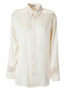 Saint Laurent All-over Dot Shirt
