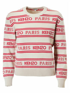 Kenzo All-over Jacquard Sweatshirt