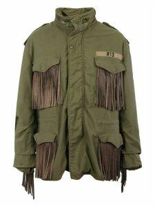 M65 Fringed Jacket