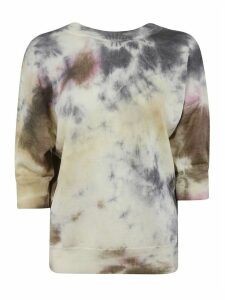 Faded Color Sweater