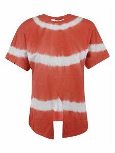 Front Slit T-shirt