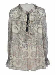 Etro Oversized Fantasia Shirt