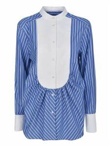 MSGM Stripe Detail Shirt