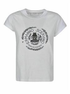 Ermanno Scervino Logo T-shirt